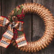 Holiday Rustic Wreath