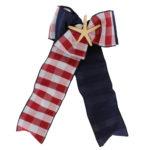 Nautical Ribbon with Starfish